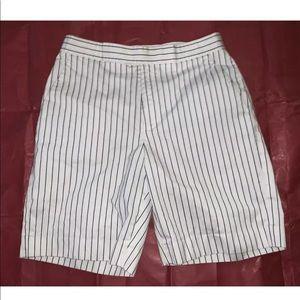 Ralph Lauren Golf Striped Shorts Size 8 Golf Short
